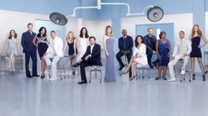 Grey's Anatomy Cast Photo  (2012) | From The Hollywood Reporter