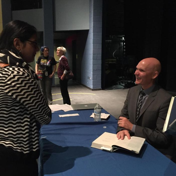 Anthony Doerr and Me